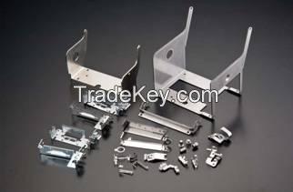 shielding case / insert parts / Automotive Metal Stamping / Aluminum Extrusion / Cameras Metal Stamped Parts/  Precision Dies