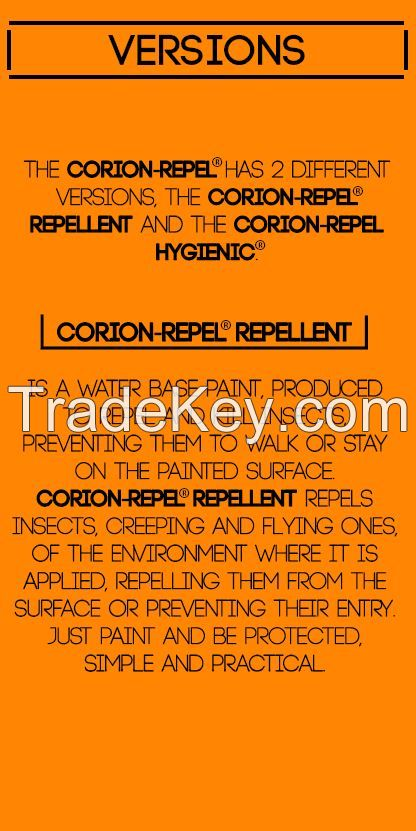 CORION REPEL INSECT REPELLENT PAINT