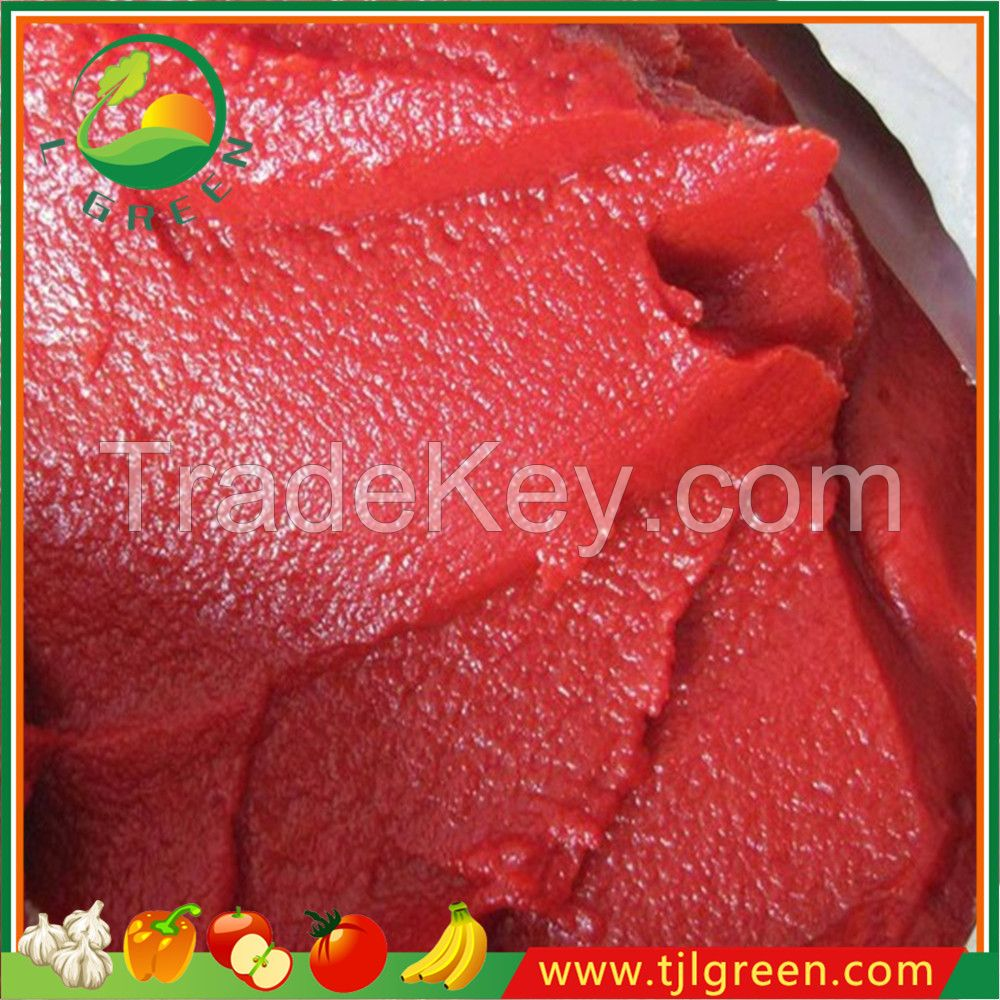 Tomato Paste in drums
