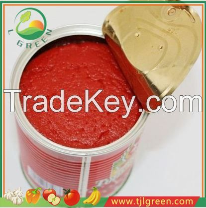 Tomato Paste in cans
