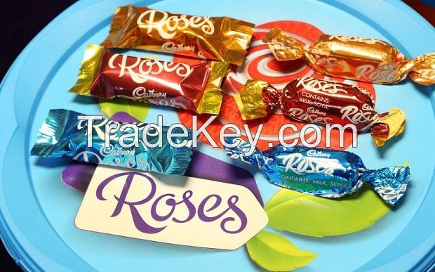 Cadburys Roses Tin