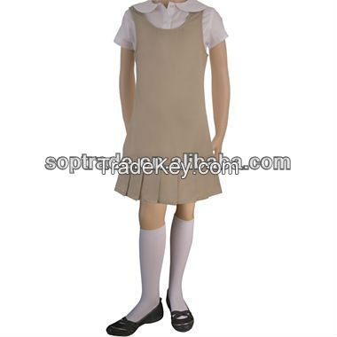 New Style Pleated Japanese School Uniform