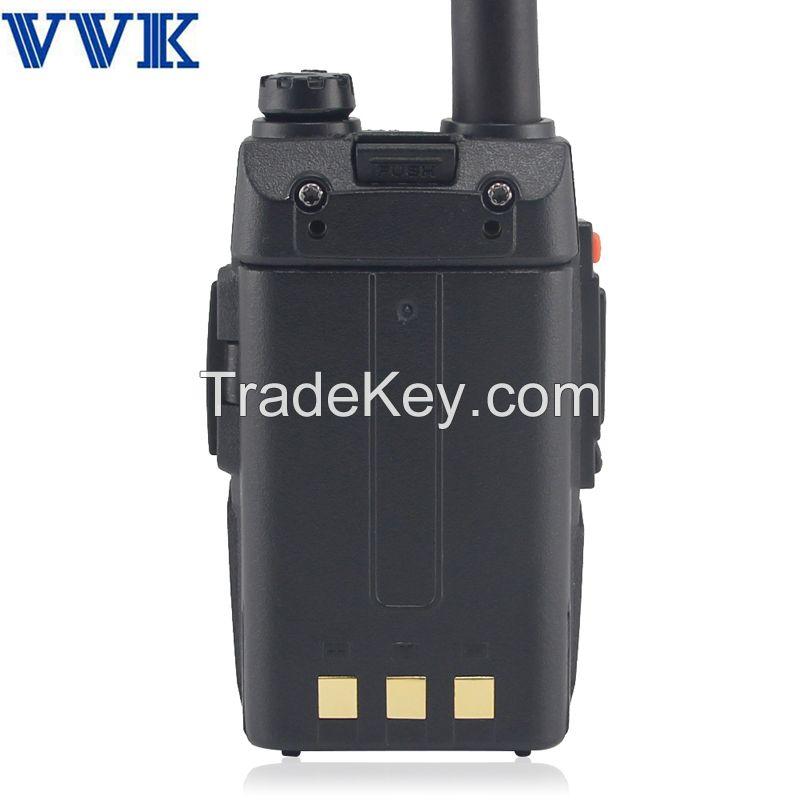 VHF/UHF 136-174MHz/400-470MHz handheld type two way radio explosion proof type walkie talkie