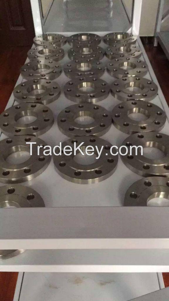 ASME gr2 titanium flange