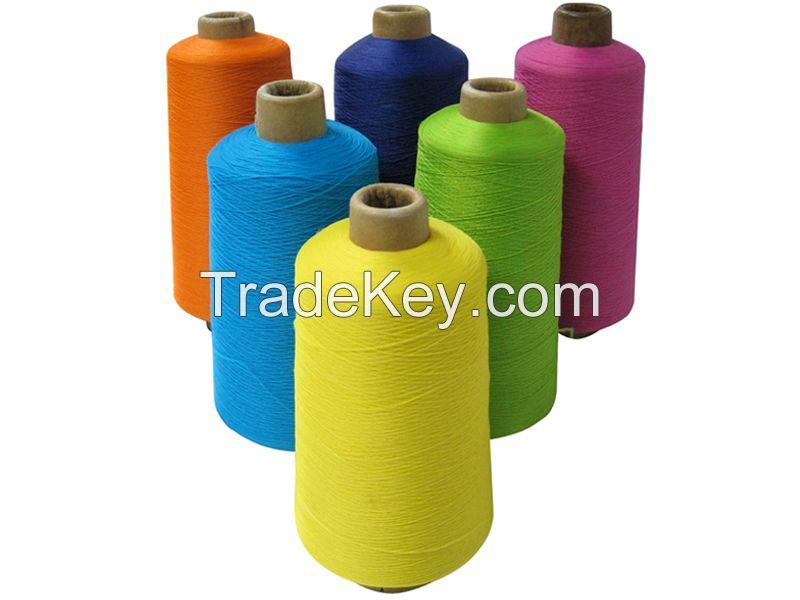 Dope Dyed Nylon 70D/48 Customized Nylon Colorful Hand Knitting Yarn