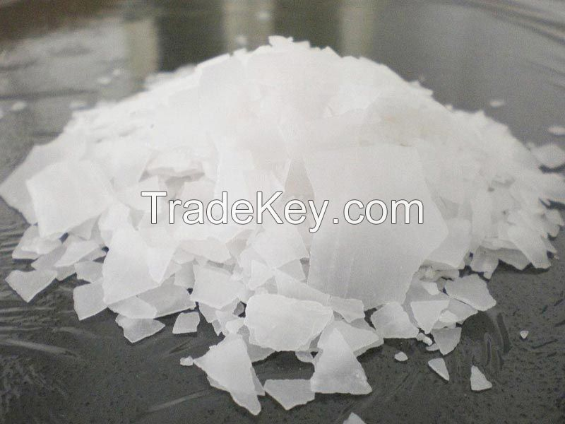 SGS Certified 99% Pure Caustic Soda Flakes
