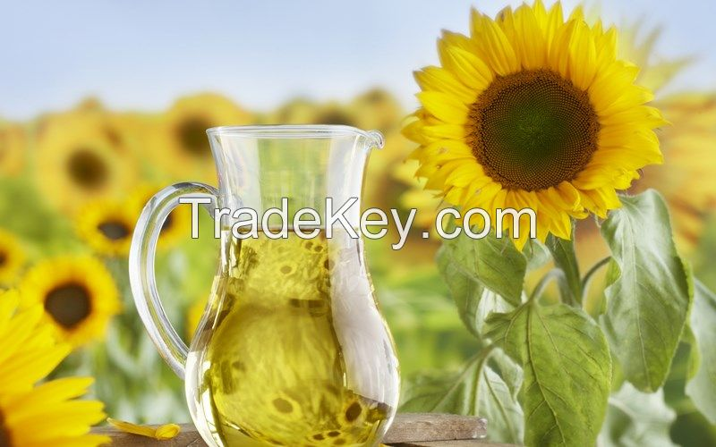 Pure High Quality Sunflower Cooking Oil