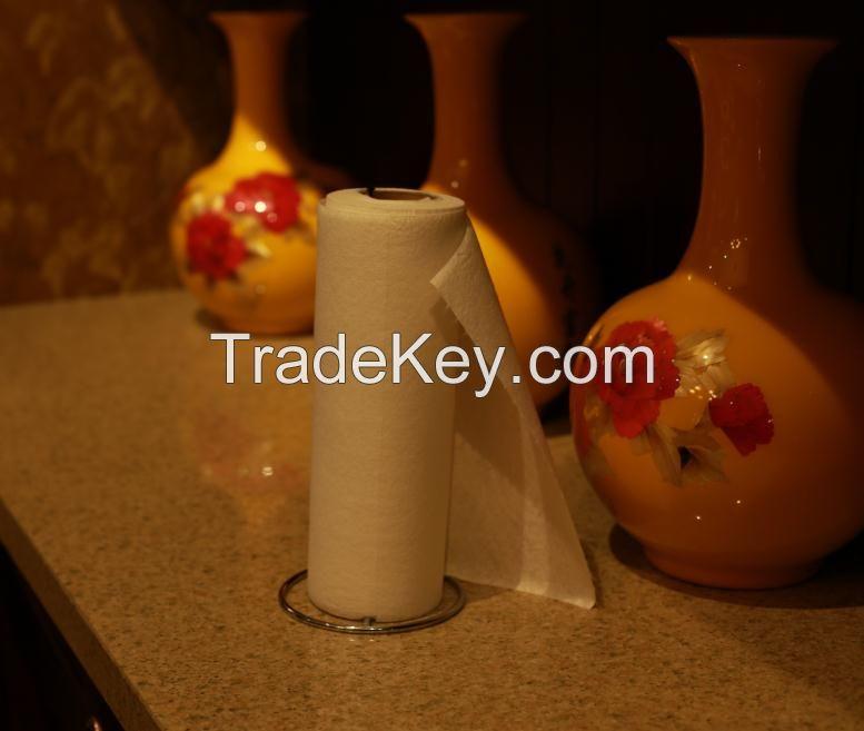 Reusable bamboo paper towel