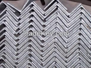 hot rolled galvanized Steel equal angle