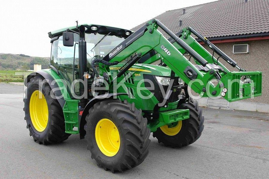 6115R Farm Tractor 130 hp 4WD