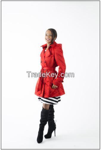 Women\'s Trench Coat