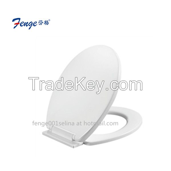 American standard sanitary pp material soft closing wc toilet seat cover- 007