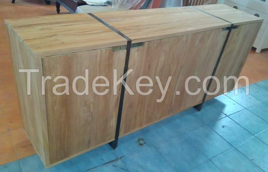 Exotic wooden origin furniture from Indonesia