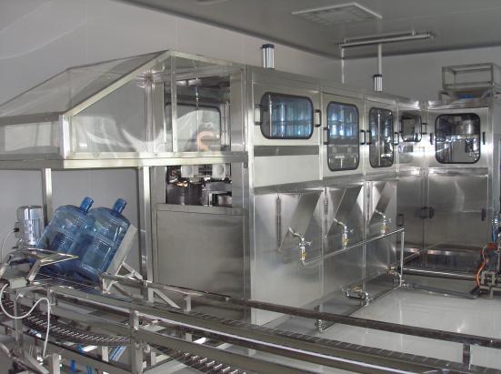 5 Gallon Bottle Water Filling Line from 60BPH to 1500BPH