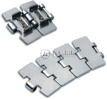 conveyor steel Single hinge chain