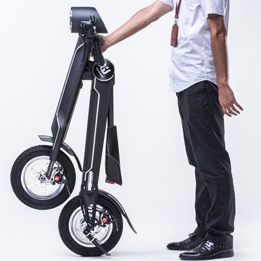 Mini Electric Motorcycle Mini electric folding bike K1 just for you