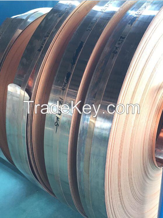 Oxygen Free Silver Copper Profiled Bar