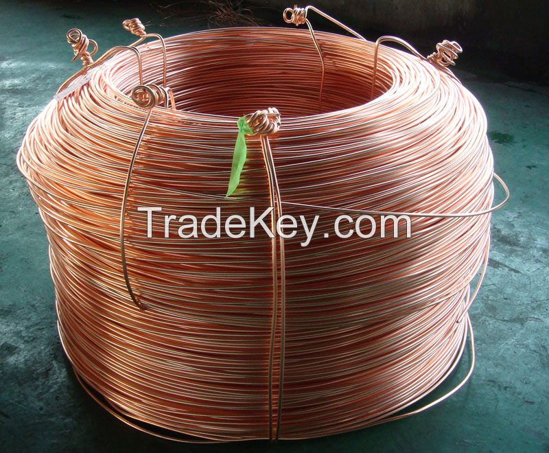 High Purity Oxygen-free Copper rod