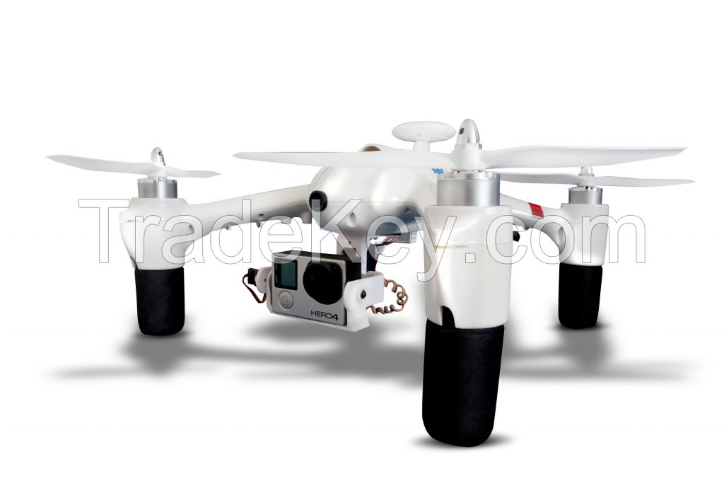 4-rotor drone for high-end consumer market