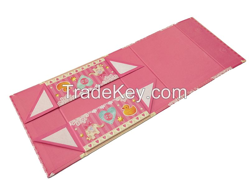 foldable paper box for Apparel