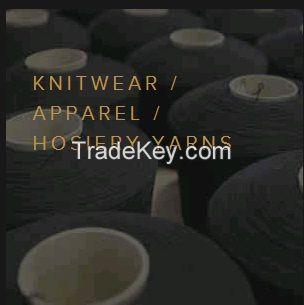 Knitwear, Apparel and Hosiery Yarns