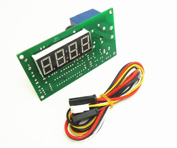 JY-15A Time Control Timer Board Power Supply for coin acceptor selector, pump water, washing machine, massage chair