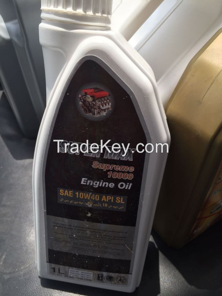 engine oil power 5000