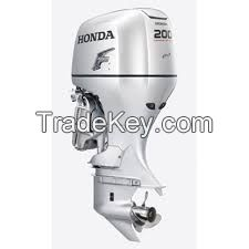 Buy Used Honda 200 hp 200hp Outboard Motor Engine