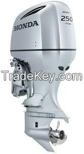 Buy Used Honda 250 hp 250hp Outboard Motor Engine