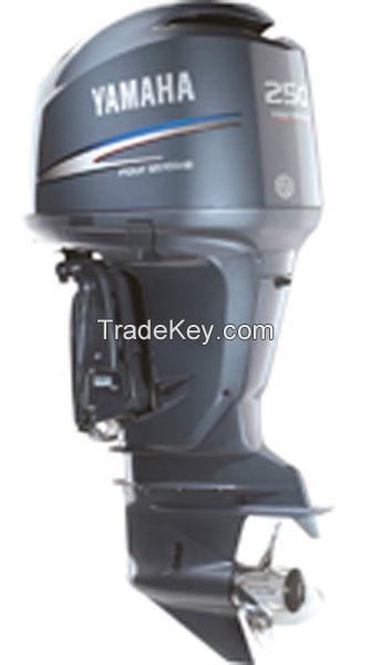 Buy Used Yamaha 250 hp 250hp Outboard Motor Engine