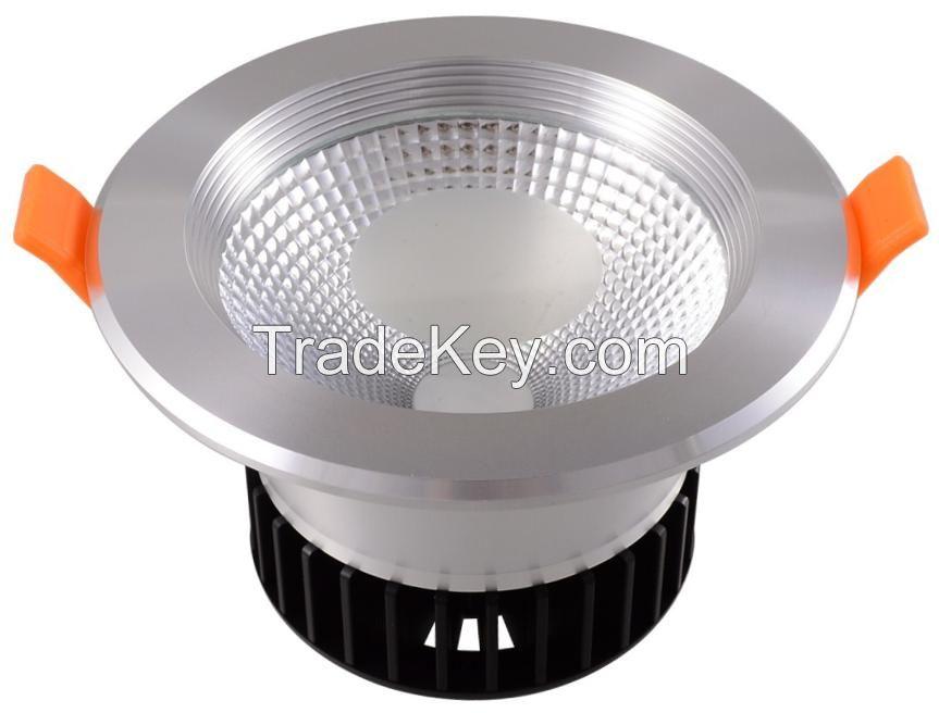 CE RoHS Certificated COB led down lights 3w 5w 9w 12w 15w 18w