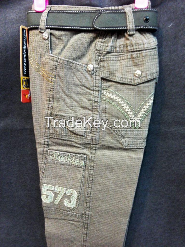 Denim jeans pants