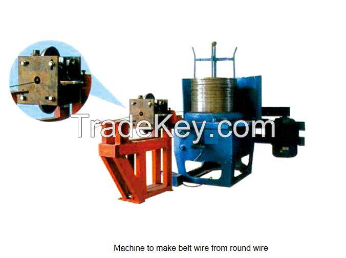 spring washer machine