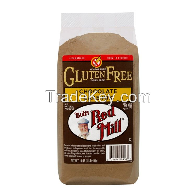 Bobs Red Mill Gluten Free Chocolate Cake Mix