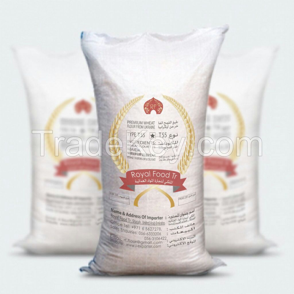 WHEAT FLOUR FOR ALL PURPOSE