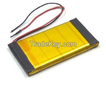 1S1P 3.7V 6000mAh  Li Polymer Battery Pack