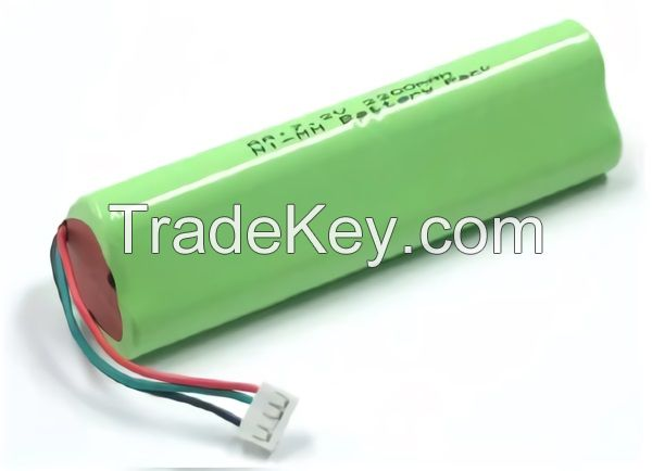 6S1P 7.2V 2200mAh Low Self-Discharge NiMH Battery Pack