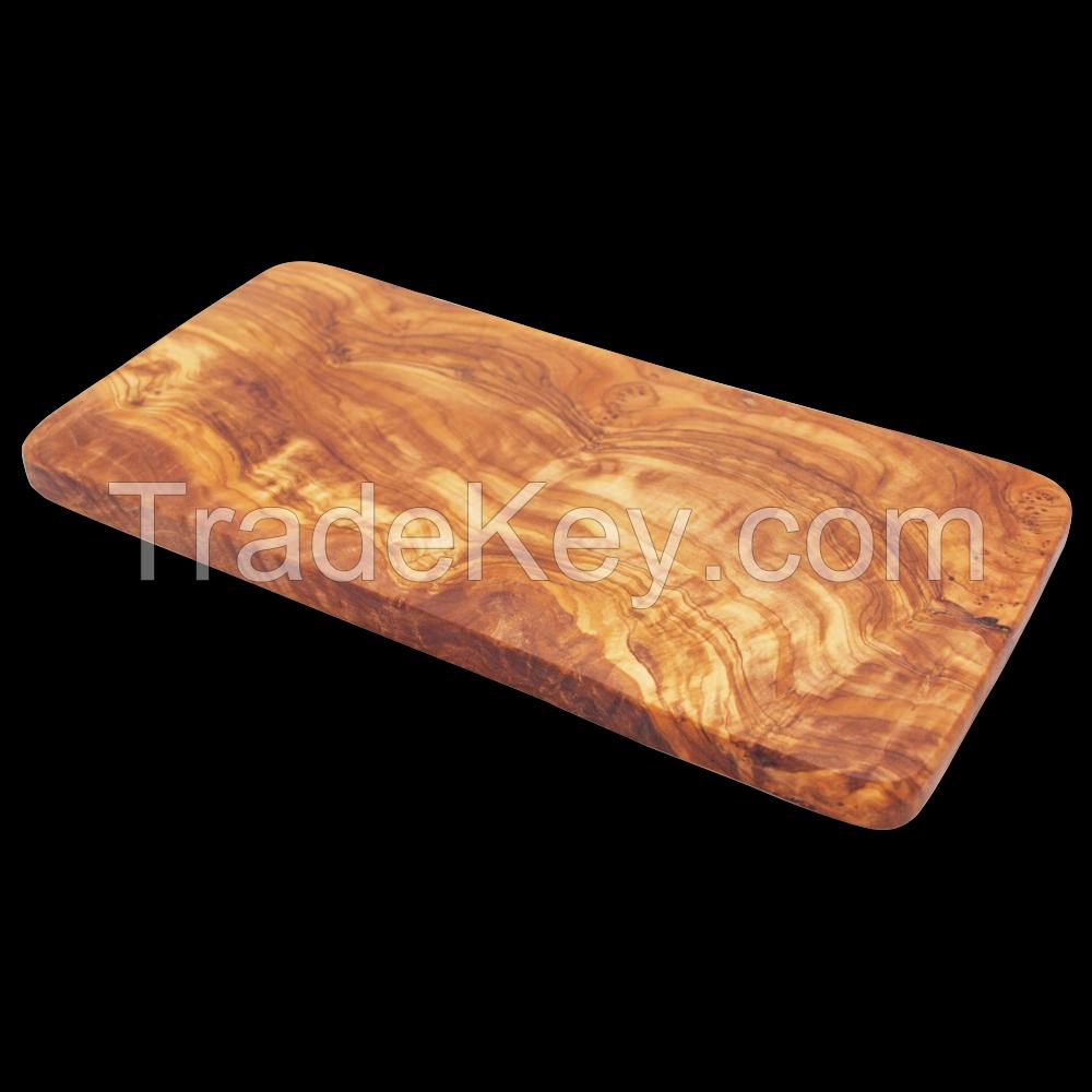 Rectangular Olive Wood Plate