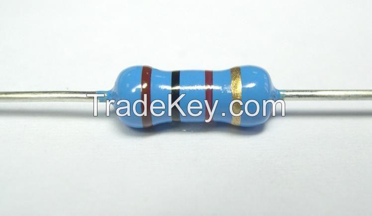 Precision metal film resistors (MF)