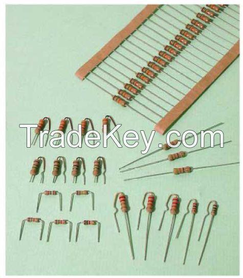 C.C.O - Taiwan resistor brand Wire Wound Resistors.