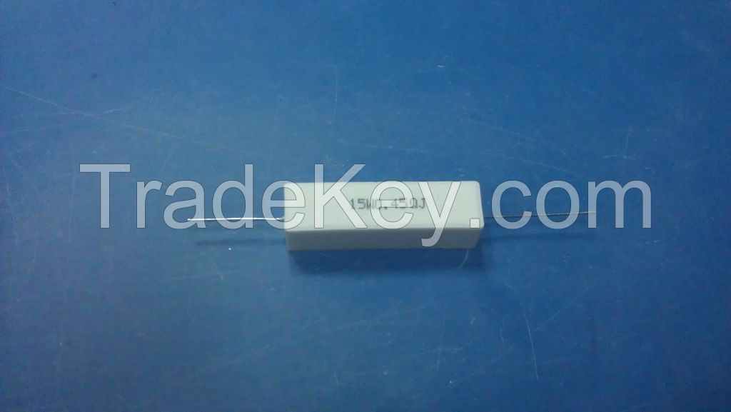 Cement Resistor CR-L (SQP)
