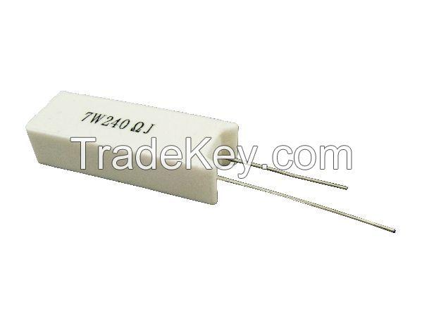 Cement Resistor CR- M (SQM)