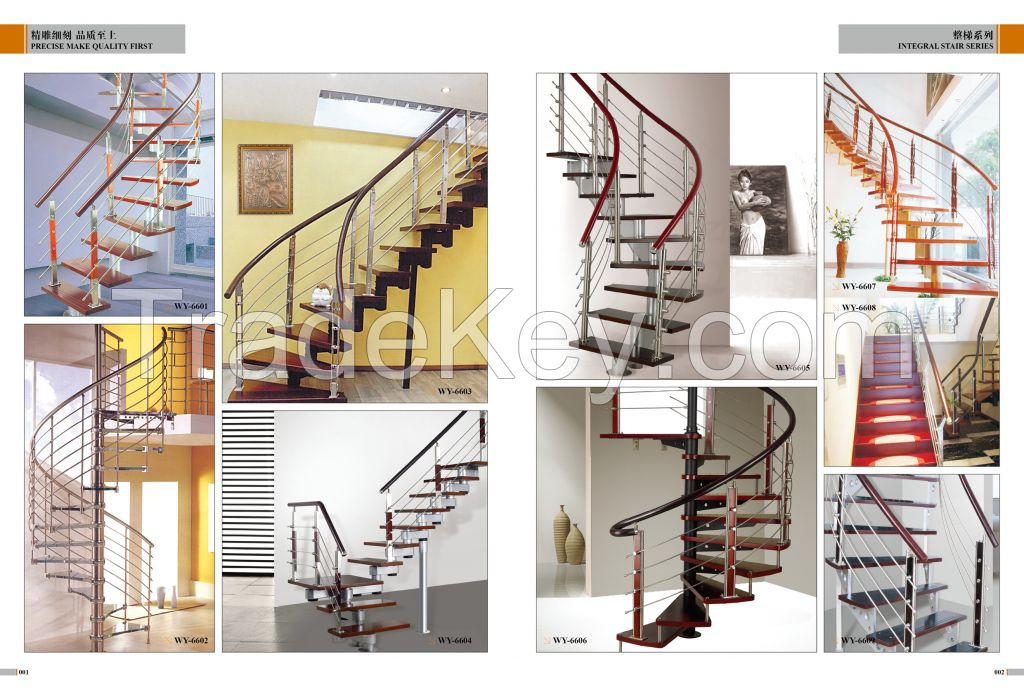 Cheap stainless steel decorative railing balustrade