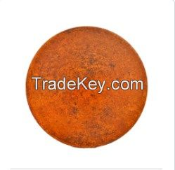 Copper Round Table Top