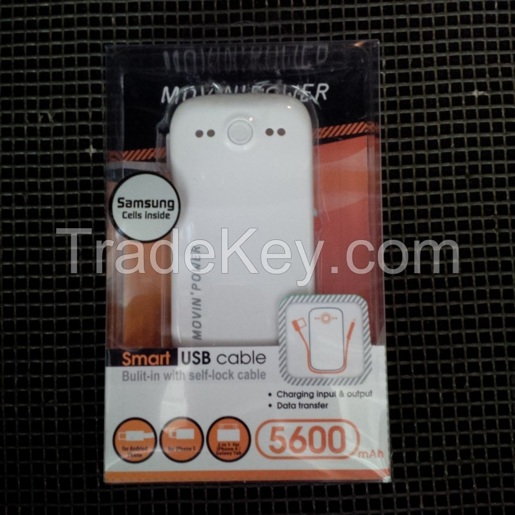 Battery, power bank, usb data cable, travel charger