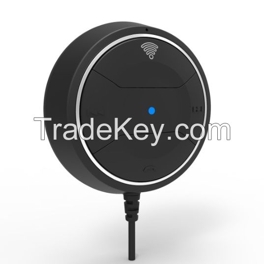 Bluetooth handsfree car kit with microphone