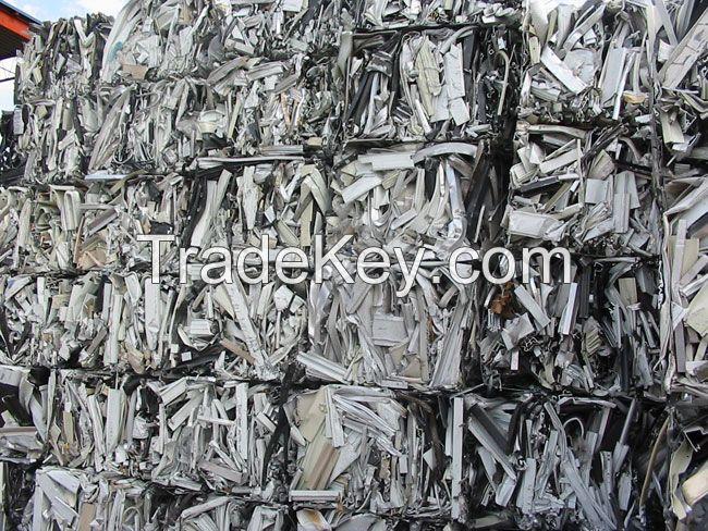 Aluminum scrap 6063