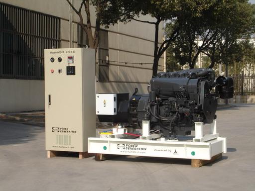 Diesel Generator Air Cooled