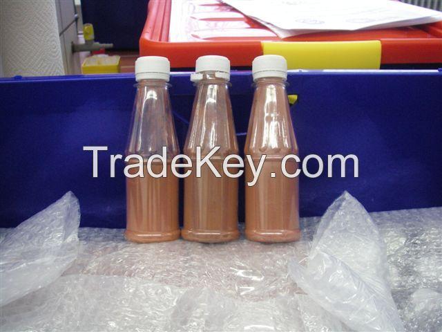 Copper powder isotope Cu63/Cu65