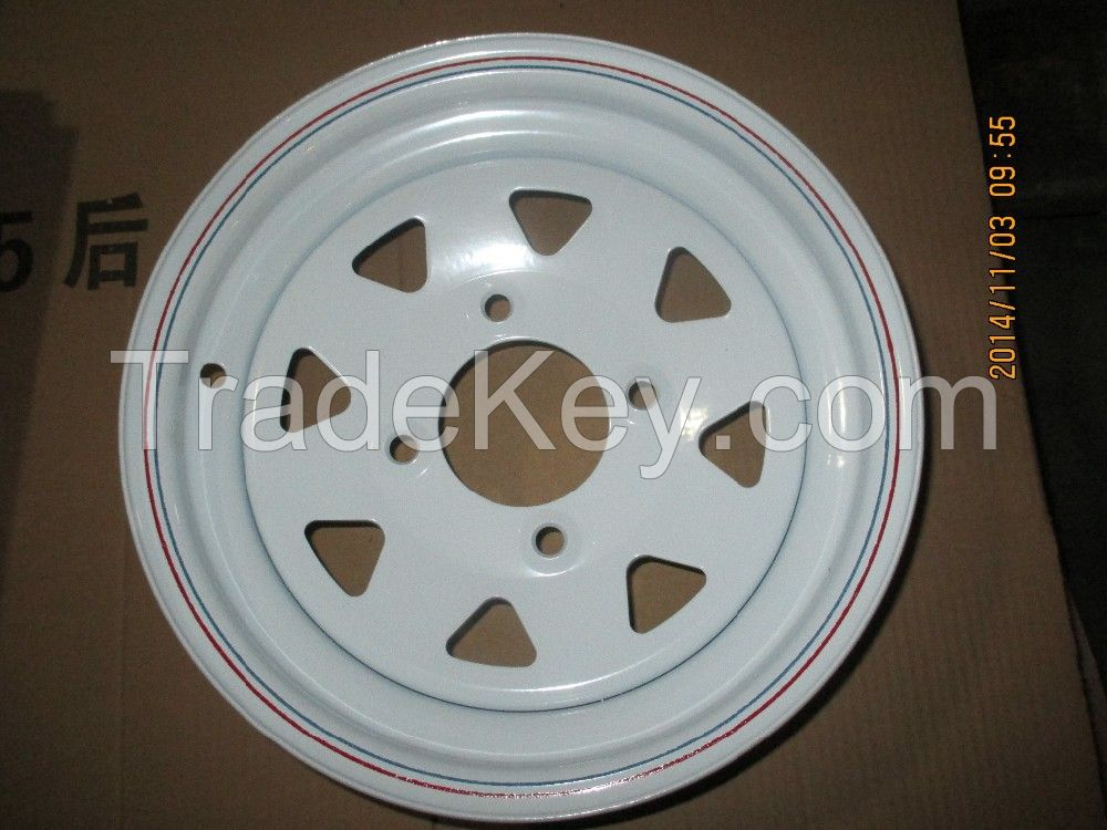 Hanvos Customized ATV VW Lawn and garden tractor wheels at low price